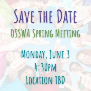 OSSWA save the date